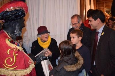 Pilarin Bayés, convidada especial a la Cavalcada de Reis