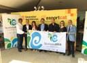Presentació de la candidatura 'Igualada 2019' al torneig Godó