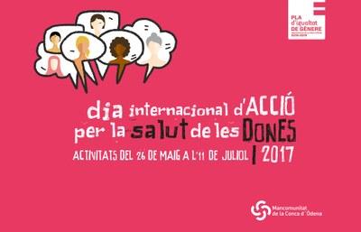 Presentació del procés participatiu 'Salut i dones'