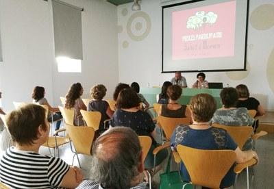 Presentat el procés participatiu 'Salut i dones'