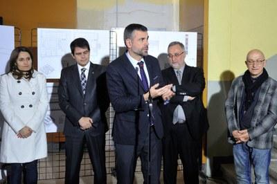 Presentat el projecte de Rehabilitació de l'antiga Teneria