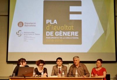 Presentat el segon Pla d'Igualtat de Gènere de la MICOD