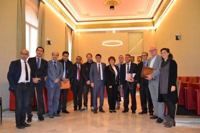 Projecte formatiu entre els adobers d'Igualada i el Marroc
