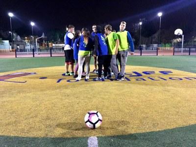 Quarta edició del programa Futbol i Valors