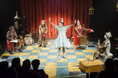 'Rhümia' arriba diumenge vinent al Teatre Municipal l'Ateneu