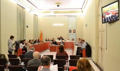 Sessió ordinària de ple, febrer de 2017