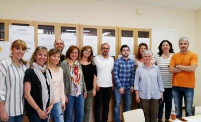 Setena trobada d'EscolaNova21 a Igualada