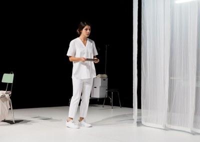 Teatre Nu porta a l'Ateneu 'La lleugeresa i altres cançons'