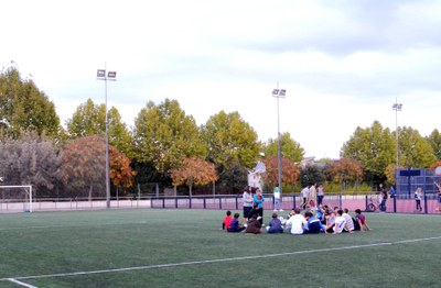 Tercera edició del programa Futbol i Valors