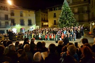 Torna la tradicional Cantada de Nadales d'Igualada
