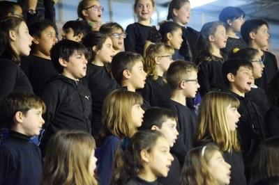 Tot a punt per la Cantata Escolar 2019