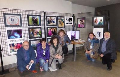 Visita al FineArt de la Comissió Treball Preventiu Intergeneracional