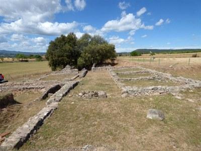 Visita guiada a la Vil·la Romana de l'Espelt