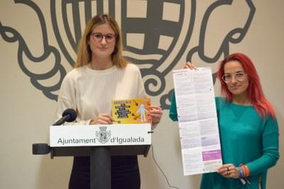 Agenda d'actes per commemorar Dia Internacional per a l'eliminació de la violència masclista