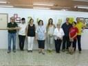 """Inaugurada l'exposició """"Estampes"""", a l'Escola Municipal d'Art Gaspar Camps"""