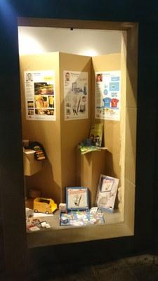 L'Empremta exposa els projectes de Gràfica Publicitària de l'Escola Municipal d'Art Gaspar Camps
