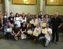 Tres premis i una menció honorífica per a l'Escola Municipal d'Art Gaspar Camps