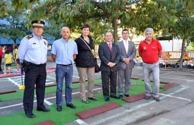 La Caravana d'Educació Viària, a Igualada