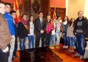 Arrenca el programa de joves corresponsals de La Kaserna
