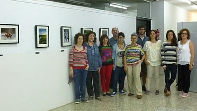 """Inaugurada l'exposició """"Instants"""", a l'Escola Municipal d'Art Gaspar Camps"""
