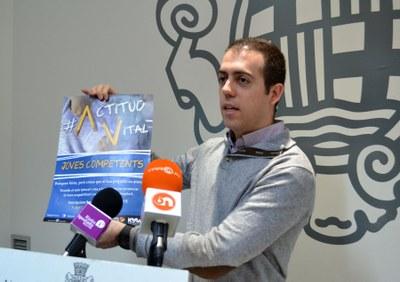 Nova iniciativa Joves Competents a La Kaserna