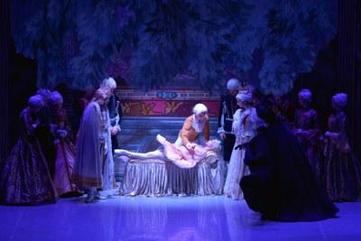 """""""La bella dorment"""", al Teatre Municipal l'Ateneu"""
