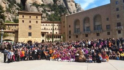500 Anys del Ciri Votiu a Montserrat