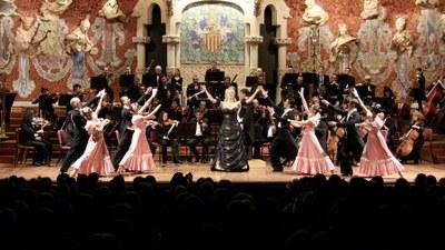 L'obra d'Strauss, protagonista del concert d'Any Nou
