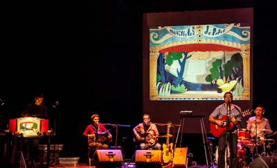 Cultura en Família proposa 'Musiquetes de Paper'
