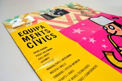 Noves activitats als equipaments cívics municipals