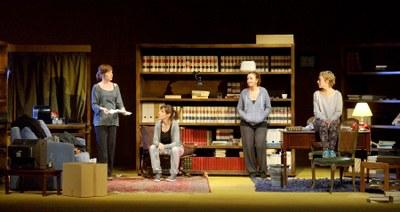 T de Teatre porta dissabte 'Dones com jo' a l'Ateneu