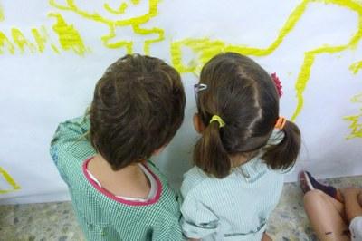 INFANTS I JOVES AMB ART A LA GASPAR