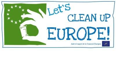 Igualada participa en el Let's Clean Europe!