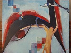Exposició solidària de pintures a benefici de Mans Unides