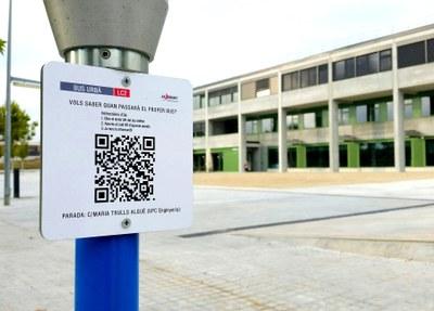 12.000 usuaris durant el primer any de bus urbà al Campus
