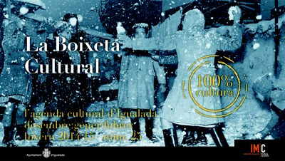 150 activitats a La Boixeta Cultural d'hivern