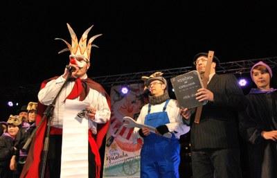 2.500 participants i 23 comparses a la Rua de Carnaval d'Igualada