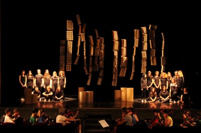 373 alumnes d'Igualada, en una nova Mostra de Teatre Escolar