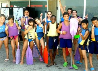 47 infants han participat del Casal d'Estiu dels Centres Oberts