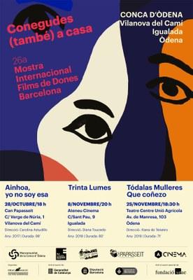 5a edició de la Mostra Internacional de Films de Dones