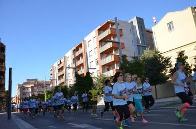 600 participants en la primera Alzheimer Race