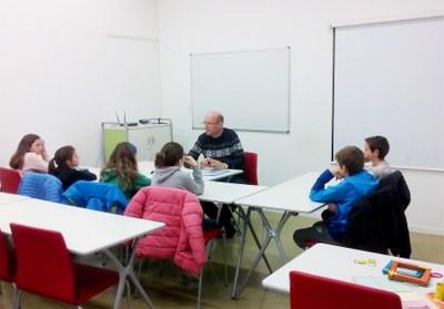 7a edició a Igualada de 'Cultura Emprenedora a l'Escola'