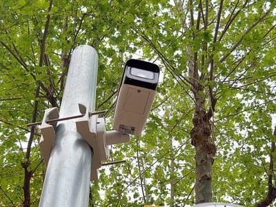 A partir de dilluns 19 d'abril entra en funcionament la càmera de control de trànsit de la rambla Sant Isidre