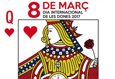 Actes de la MICOD pel Dia Internacional de les Dones