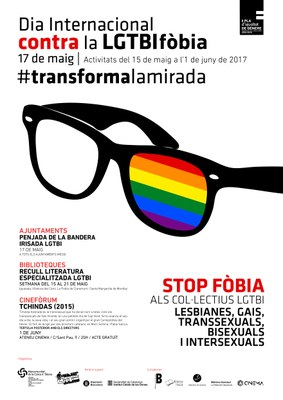 Activitats de la MICOD pel Dia Internacional contra la LGTBIfòbia