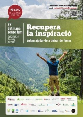 Activitats per la 20a Setmana sense Fum a Igualada