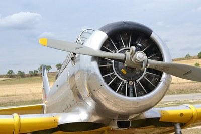 Aerosport 2015, espectacle al cel i arran de terra