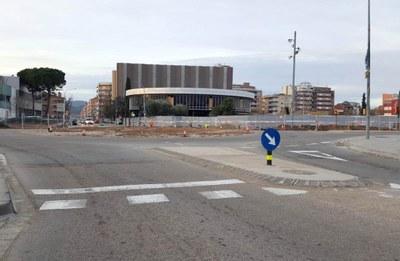 Afectacions de trànsit entre l'Av. Catalunya i el c/ Lleida