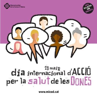 Agenda pel Dia Internacional d'Acció per a la Salut de les Dones