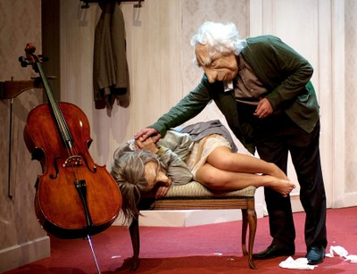 'André y Dorine', diumenge a l'Ateneu